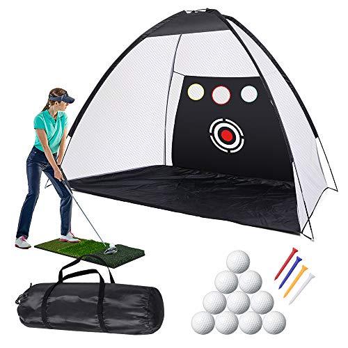Practica Golf Jardin Marca Sunix