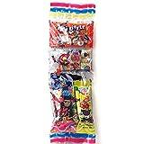 Surtido de Golosinas y Dulces. Pequeño. Fiestas de Cumpleaños y Celebraciones Infantiles Especiales. Pack con 15 bolsas individuales.