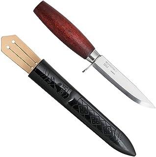 Morakniv Classic No 2 with Finger Guard, Redwood (M-13606)