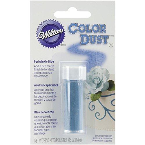 Wilton Color Dust Food Decorative, Periwinkle