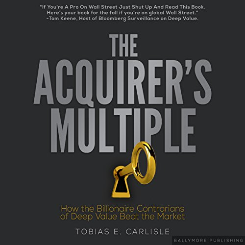 The Acquirer's Multiple cover art