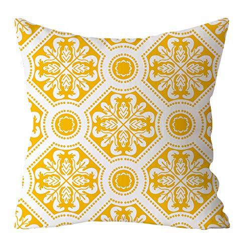 Arystk Pillowcase Cushion Cover Square Pillowcase Home Decoratio