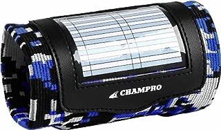 CHAMPRO Sports Football/Baseball, Dozen (12) Pack YOUTH 1-Pocket Wristband Coaches