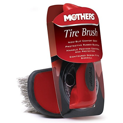 MOTHERS 156000 Contoured Tyre Brush