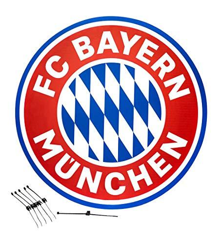 FANSAT FC Bayern München SATCOVER 68 cm für Satellitenschüsseln