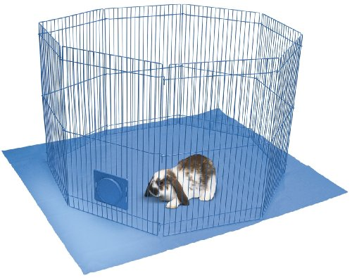 Kaytee Ferrettrail Pet-N-Playpen Large