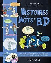 L'Histoire des mots en BD de Thierry Duirat
