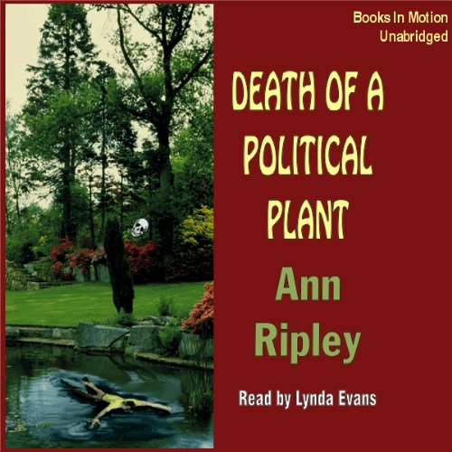 Death of a Political Plant audiobook cover art