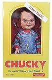 Chucky Puppe - 38 cm - Good Guy Evil Face - spricht 4 Sätze aus dem Film