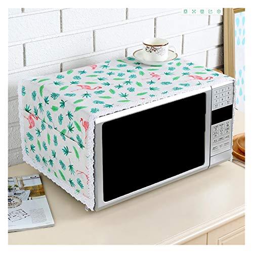 JINAN Housse de protection pour four à micro-ondes 35 x 96 cm avec sac de rangement, accessoires de cuisine, décoration de la maison (couleur : 5)