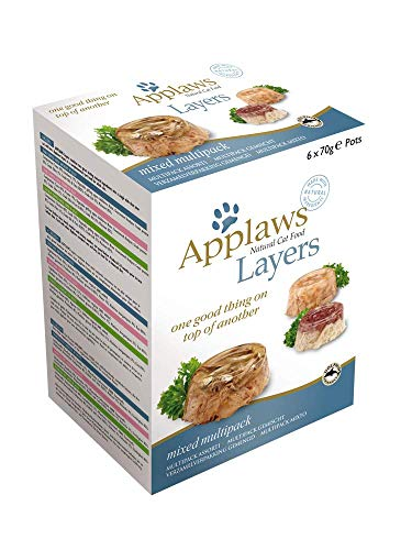 Applaws Shell Layer Multi Mix Powder x 70 g