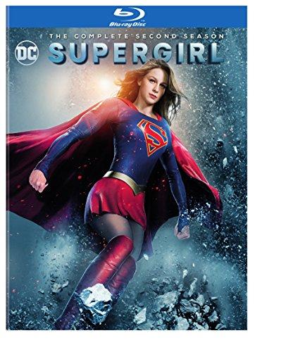 Supergirl: The Complete Second Season (4 Blu-Ray) [Edizione: Stati Uniti] [Italia] [Blu-ray]