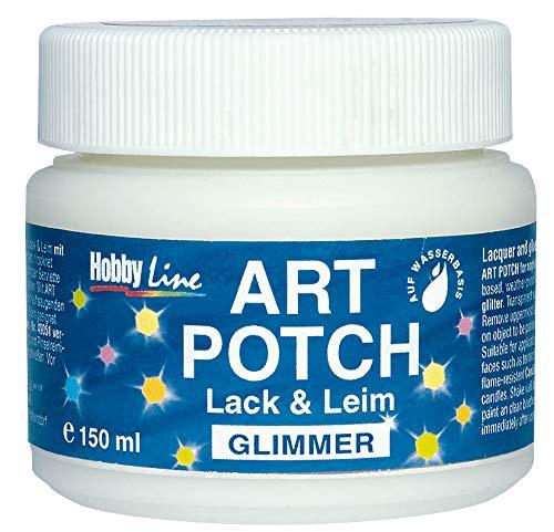 "Servietten-Lack Art Potch\""Glimmer\"", 150ml"