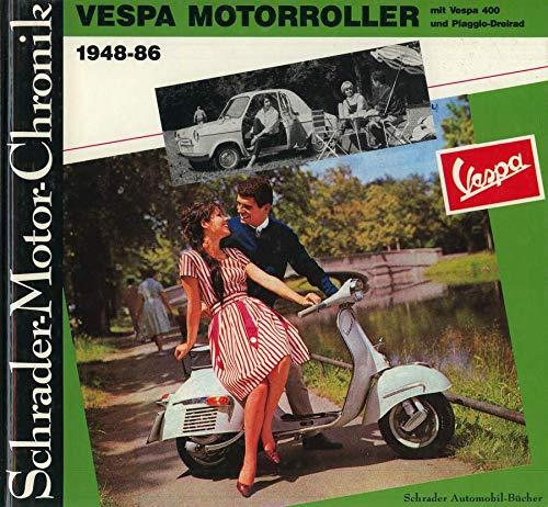 Vespa Motorroller mit Vespa 400 und Piaggio-Dreirad 1948-86