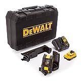 Dewalt DCE088D1G-QW Láser autonivelante de 2 líneas en cruz (Horizontal y vertical), incluye...