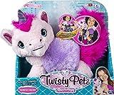 Twisty Petz Cuddlez 6054696 - Peluche transformable, Unicornio, Puff de Nieve, para niños a Partir de 4 años