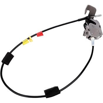 Amazon Com 1997 2004 Ford F150 1997 1999 F250 Rh Side Rear Upper Door Latch Cable Oe New 6l3z 18264a26 A Automotive