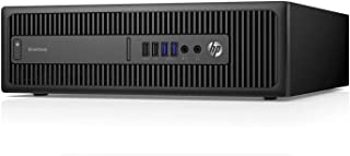HP 800 G2 Gaming i7-6700 4.0GHz 32GB RAM 1TB SSD Nvidia GTX1650 4GB + Wi-Fi (Renewed)