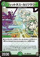 デュエルマスターズ DMRP16 82/95 フィットネス・カリフラワー (C コモン) 百王×邪王 鬼レヴォリューション!!! (DMRP-16)
