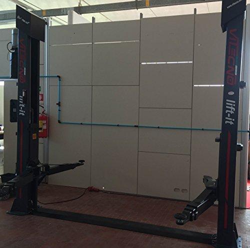 Pont élévateur 2 colonnes voiture elettroidraulico 3,5 ton gommista mécanique et d'atelier