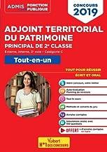 Livres Concours Adjoint territorial du patrimoine - Catégorie C - Tout-en-un - Concours externe, interne et 3e voie - Concours 2019 PDF