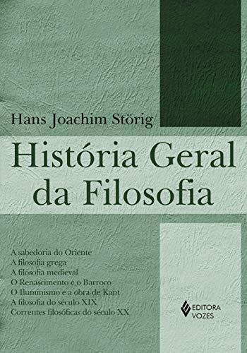 História geral da filosofia