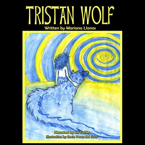 Tristan Wolf audiobook cover art