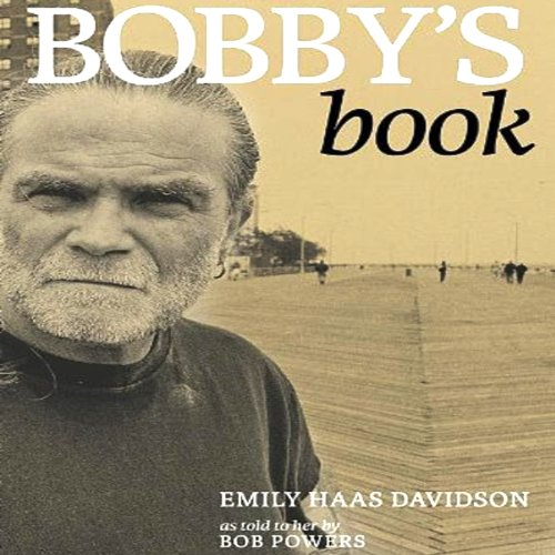 Bobby's Book audiobook cover art
