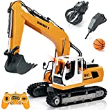 DOUBLE E Remote Control Truck RC Excavator Toy 17...