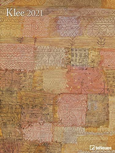 Klee 2021 - Kunst-Kalender - Poster-Kalender - 48x64 (Kunst Klassiker)