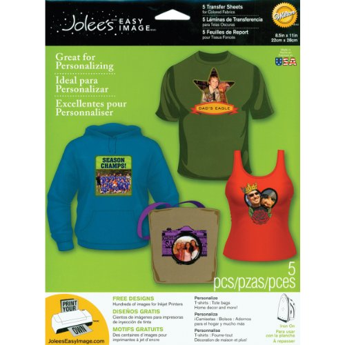 Best iron on transfer paper for t shirts