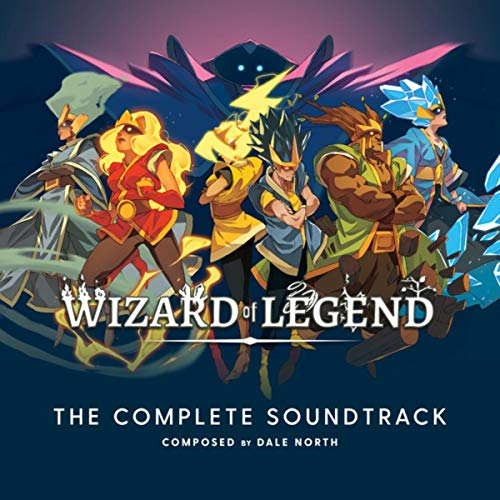 Wizard of Legend (Title)