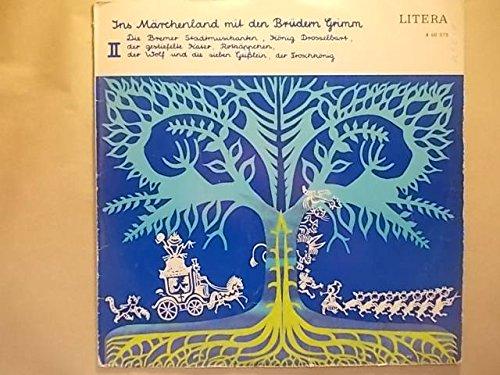 Ins Märchenland mit den Brüdern Grimm II (Die Bremer Stadtmusikanten/ König Drosselbart/ Der gestiefelte Kater/...