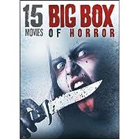 15-Movie Big Box of Horror/ [DVD]