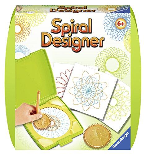 Ravensburger - Mini Spiral Designer Verde, 29709 2