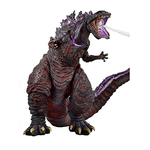Godzilla - Kopf-Schwanz-Action-Figur - Atomic Explosion Shin Godzilla PVC Figure - Hohe 7,08 Inches
