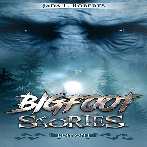 Bigfoot Stories audiobook cover art
