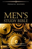 Bib: Niv Promise Keepers Men's Study Bible (Bonded Leather - Forest Green