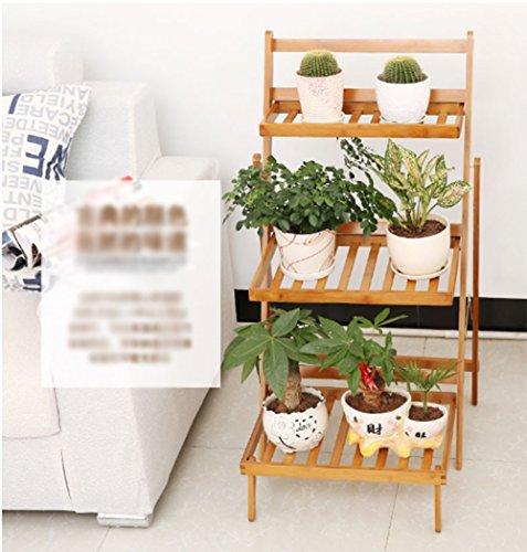 Étagère à fleurs étagères de balcon salon étagère à étages à plusieurs étages (taille : 91 * 60 * 52cm)