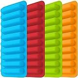Eiswürfel Silikon Form, IHUIXINHE Eiswürfelbereiter Eiswürfelform Stäbchen für Flaschen