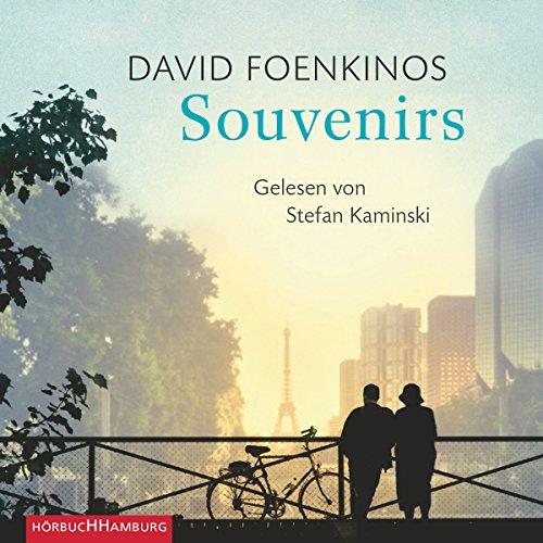 Souvenirs audiobook cover art