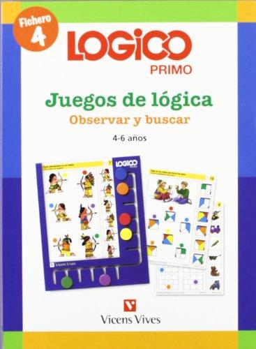 Logico Primo 4 Observar Y Buscar