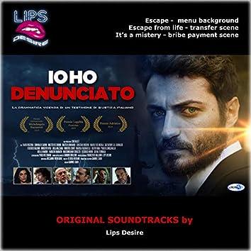 IO HO DENUNCIATO (Original Motion Picture Soundtrack)