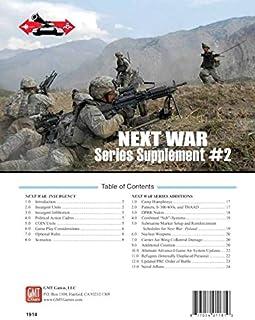 Next War: Supplement #2