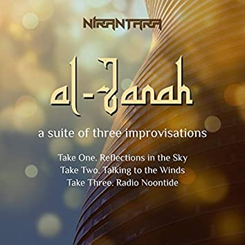 al-Janah. A Suite of Three Improvisations (Studio Improvisation)