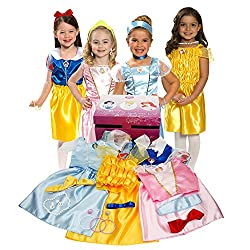 Disney Princess Dress Up Trunk - Best Toys for 7 Year Old Girls