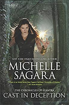 Cast In Deception (The Chronicles of Elantra Book 14) by [Michelle Sagara]
