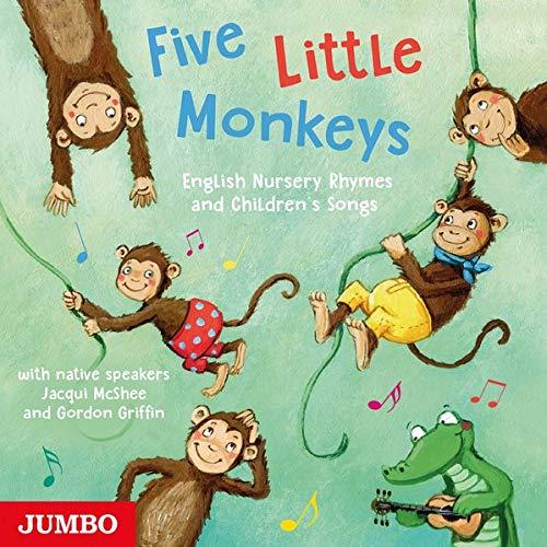 Five Little Monkeys Titelbild