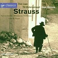 Strauss;Don Quixote/Don Ju