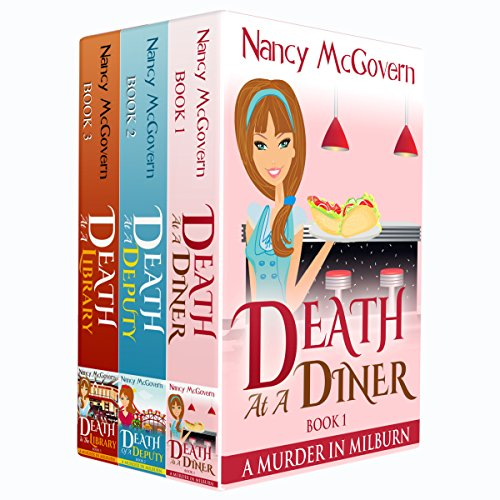 A Murder in Milburn Box Set, Books 1-3 cover art
